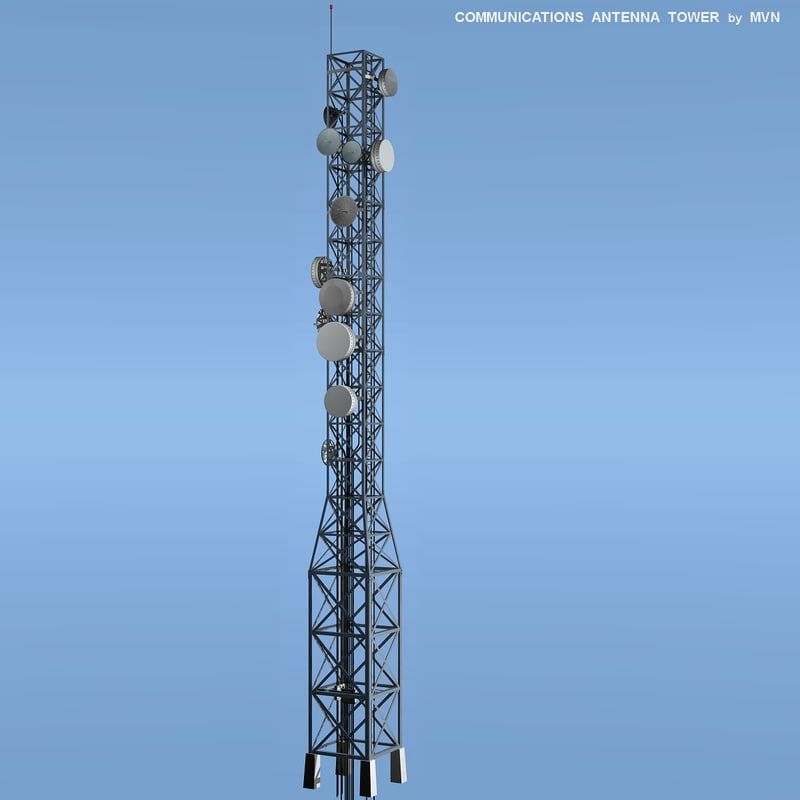 Antenna Tower Png Antenna Tower Communications