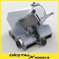 food slicer 3D models