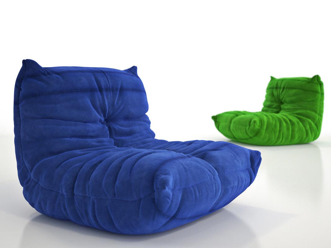 max ligne roset togo. Black Bedroom Furniture Sets. Home Design Ideas