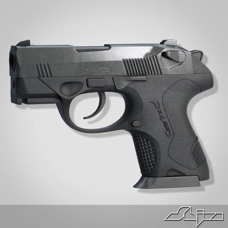 Gun Beretta Storm