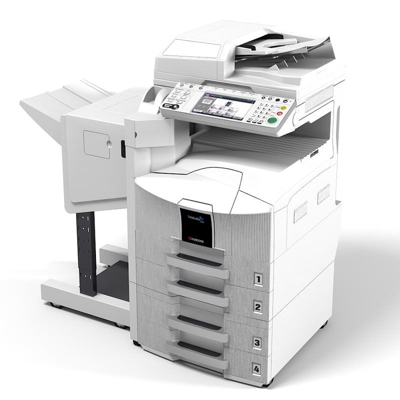Kyocera TASKalfa Color Multifunctional System professional big office business xerox copier printer scaner scan copy machine document fax network tall high wite.jpg