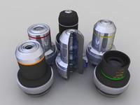 Stereo Microscope 3D models