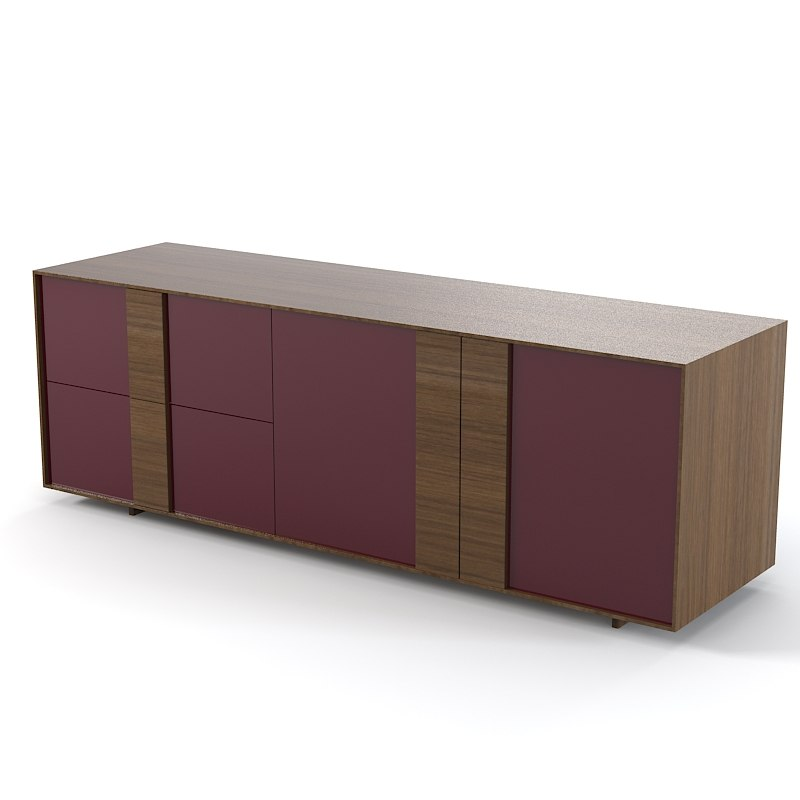 Sangiacomo cellini 421 sideboard chest commode modern contemporary