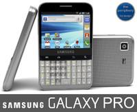 Samsung Galaxy Y Pro Duos 3D models