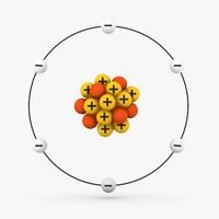 Atomic Nucleus 3D models