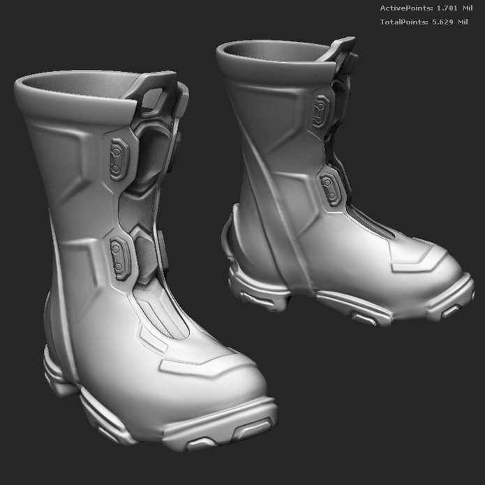 sci fi boots Gallery