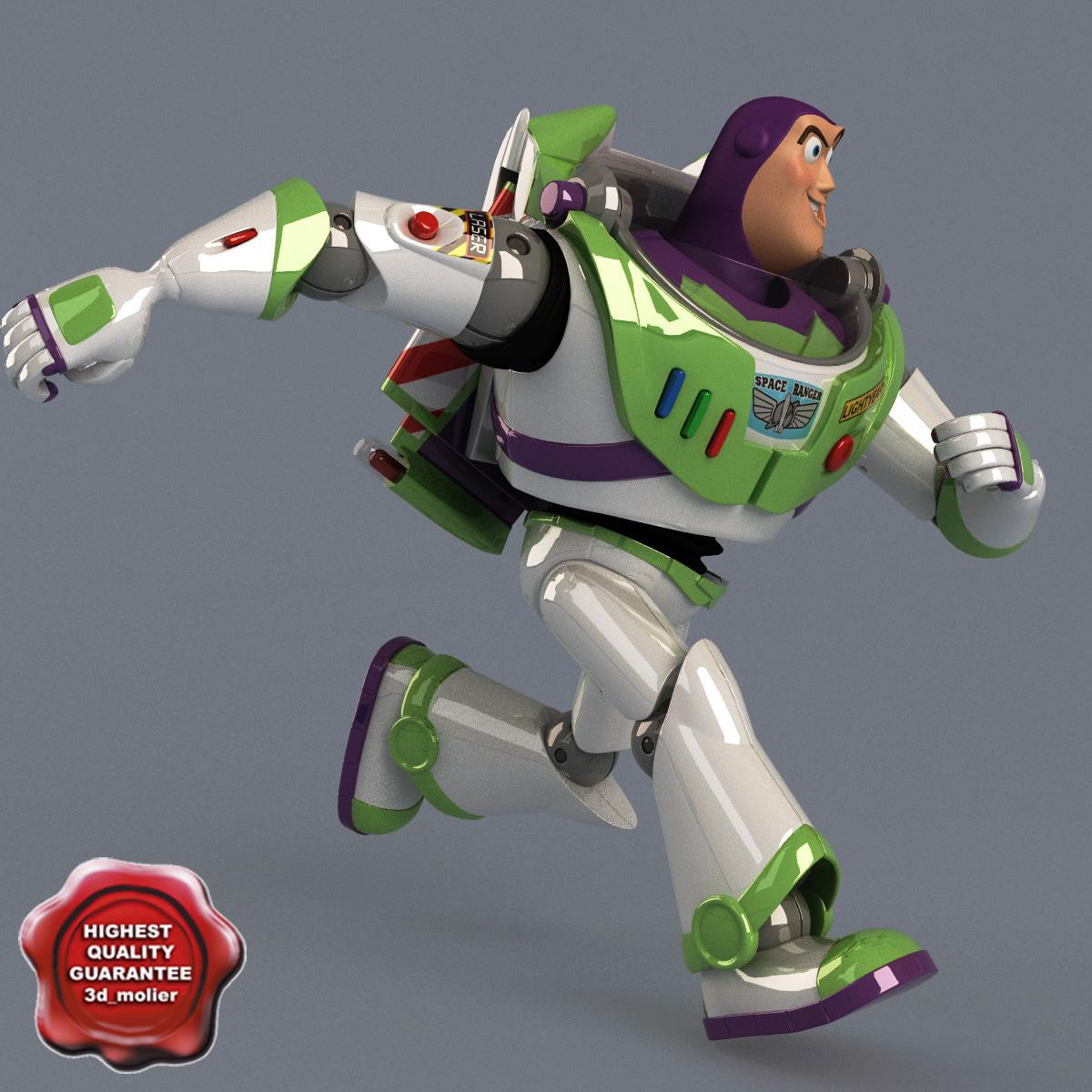 Buzz Lightyear Pose 5