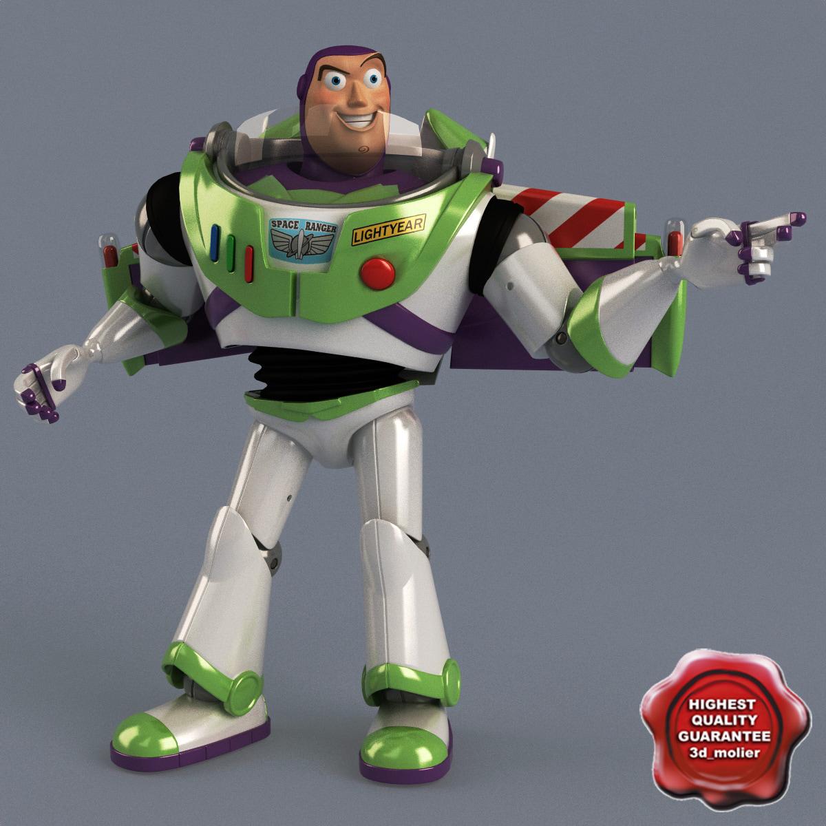 Buzz Lightyear Pose 2