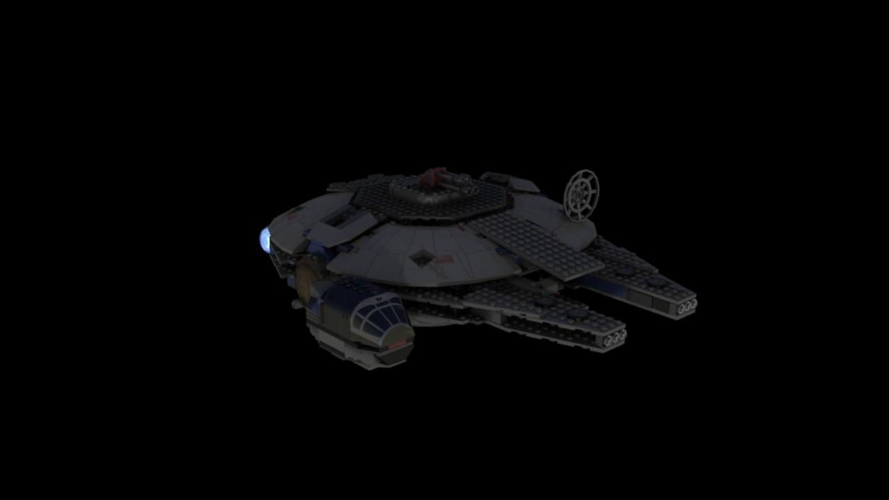 Lego Millenium Falcon 1G
