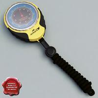 Barometer Altimeter 3D models