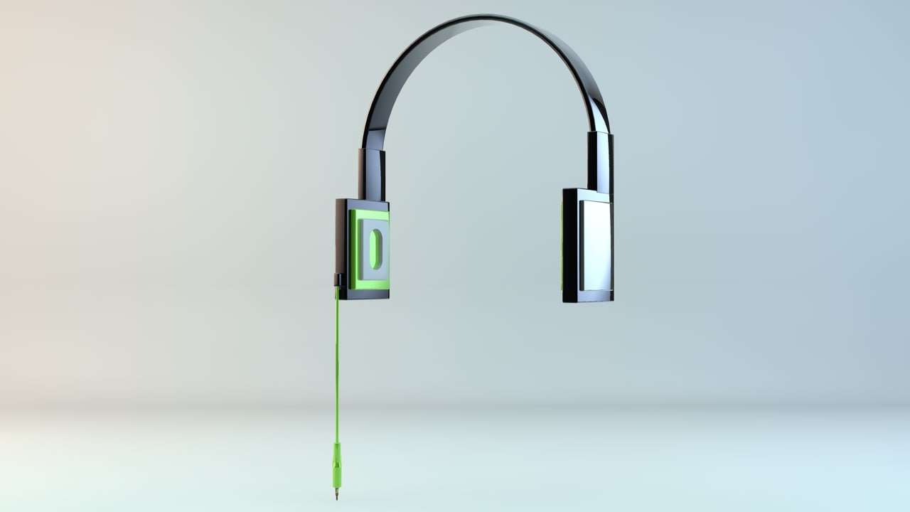 My Earphones Modeled Front.png
