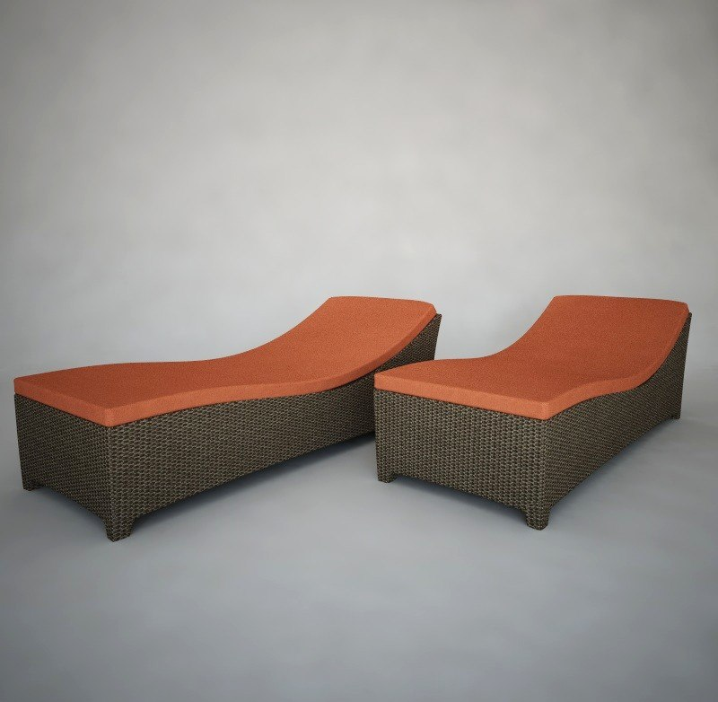 max outdoor lounge chair