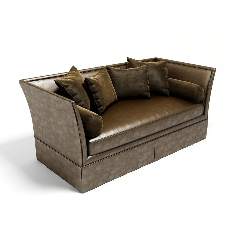 Sherrill furniture 3410 3d model for Sherrill furniture