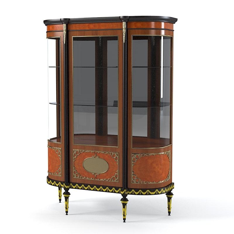 bisini luxury showcase cabinet french marquetry cupboard classic classical baroque0001.jpg