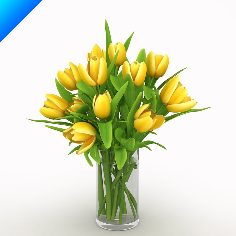 Yellow Tulips in vase (1).jpg