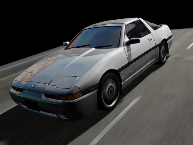 2005 Toyota Celica Gt >> STL Finder   3D models for toyota-celica-supra-rim