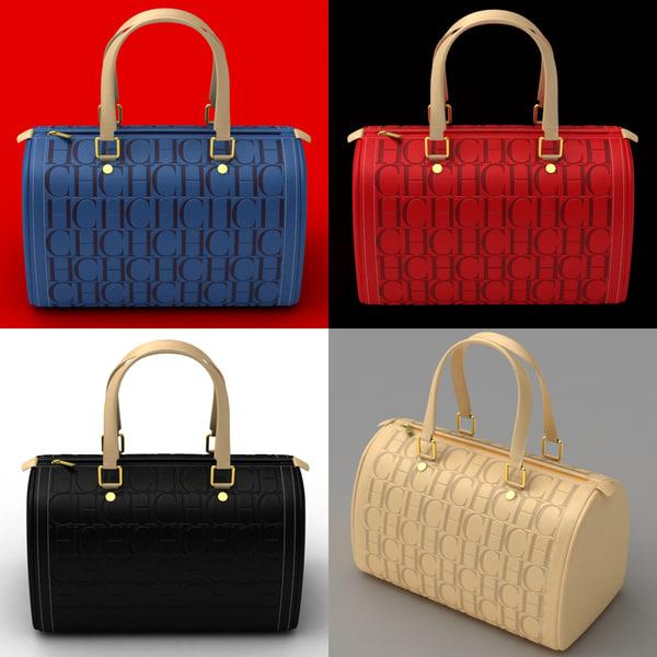Bag 06 3D Models