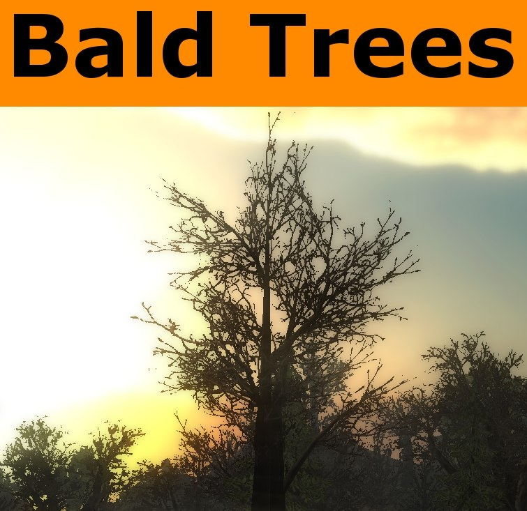 Bald Tree Pack