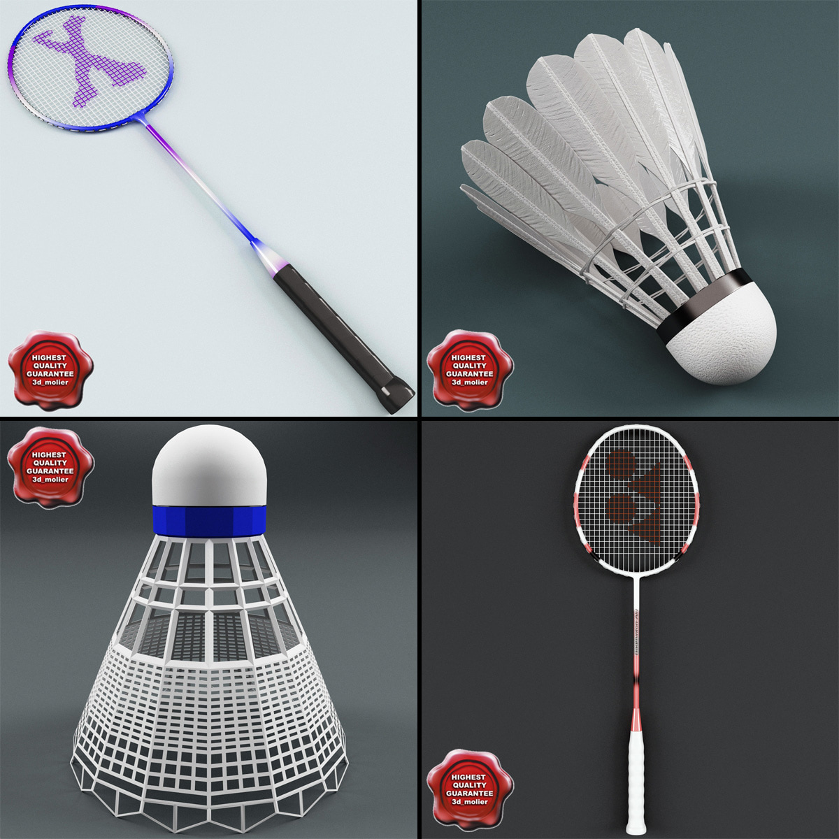 3d badminton v3