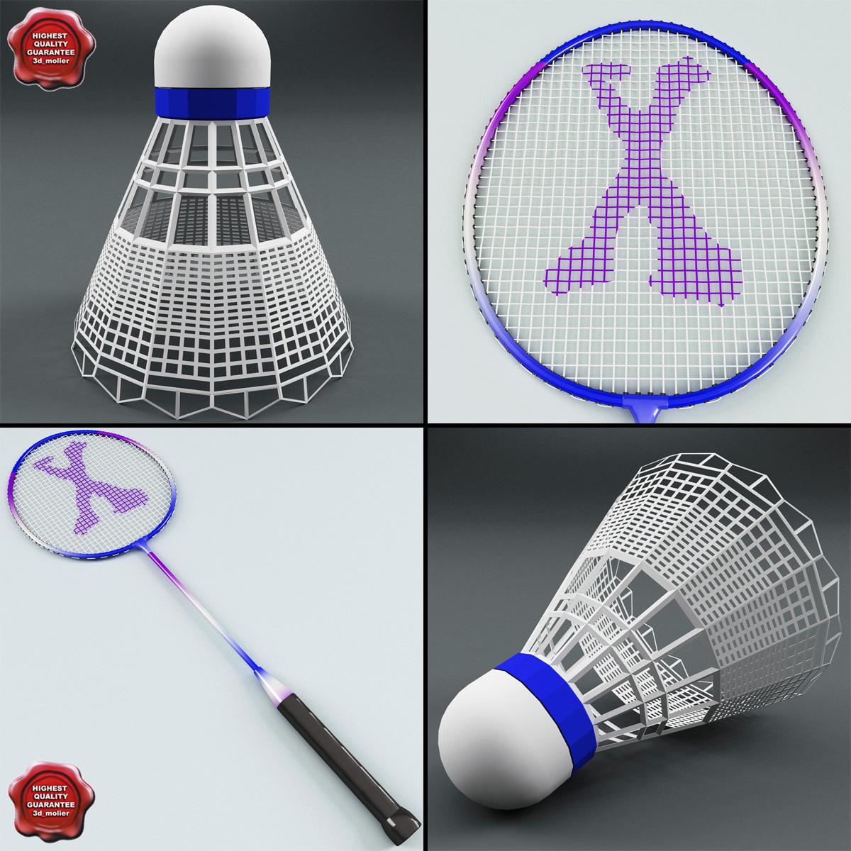 Badminton Collection V2