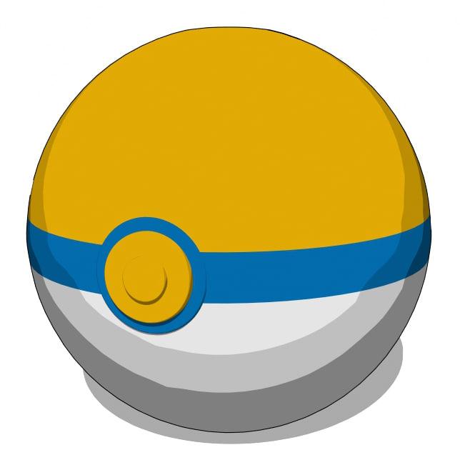 park ball 3d lwo