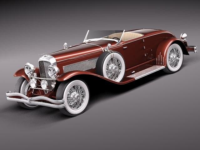 Duesenberg SJ Roadster 1935