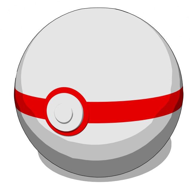 Pokemon Premier Ball Images Pokemon Images