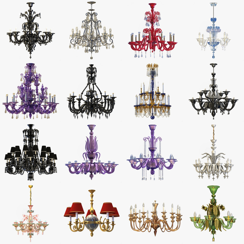 Classic Chandeliers Collection.jpg