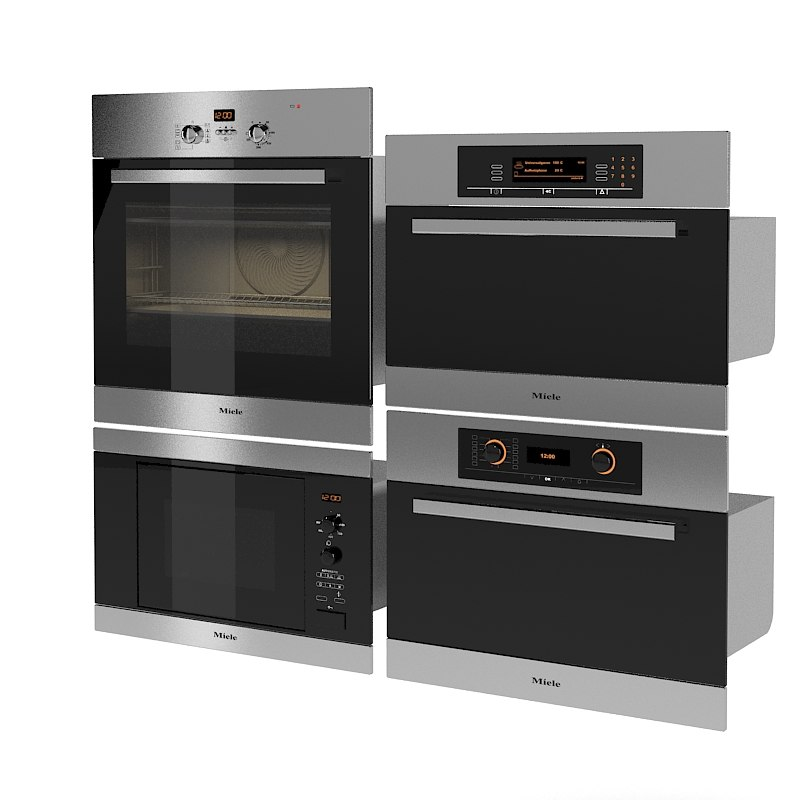 Built In Oven: Miele Built In Oven