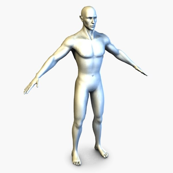 humanoid (mudbox ready)