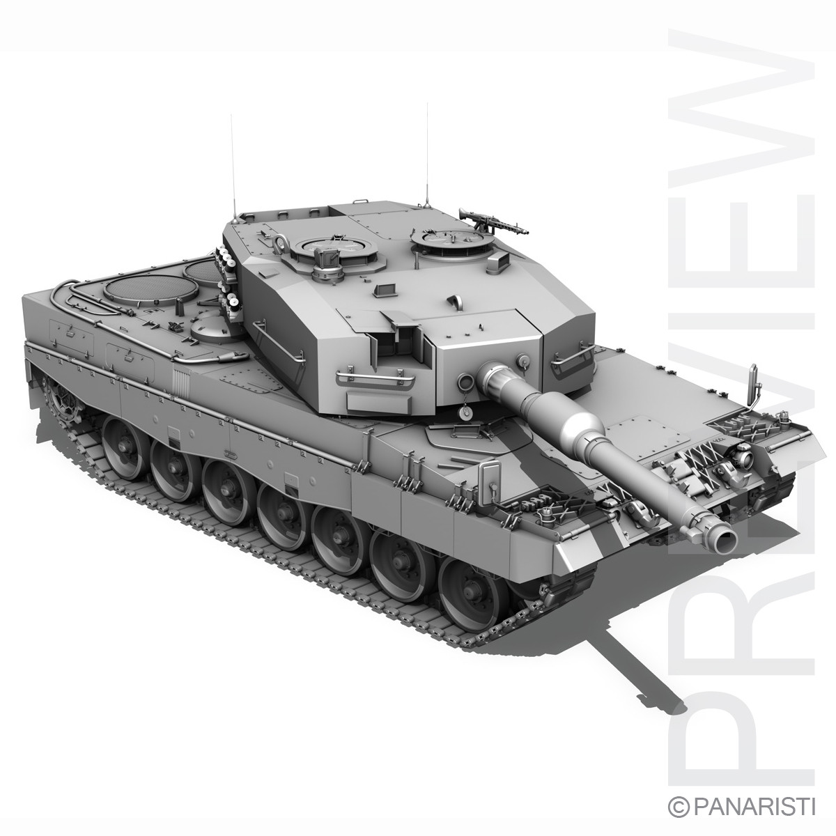 Leopard 2A4 MBT
