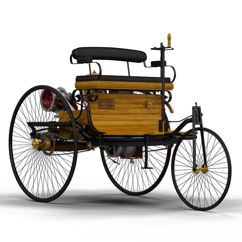 benz patent motorwagen - photo #1