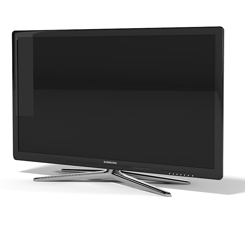 Samsung modern led tv television lcd plasma screen contemporary set.jpg