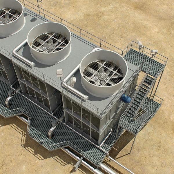 Air Roof Unit 3D Models