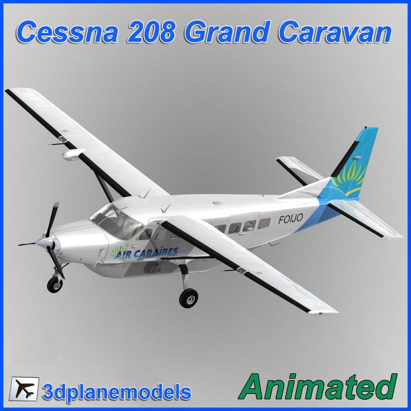 Cessna 208 Grand Caravan Air Caraïbes