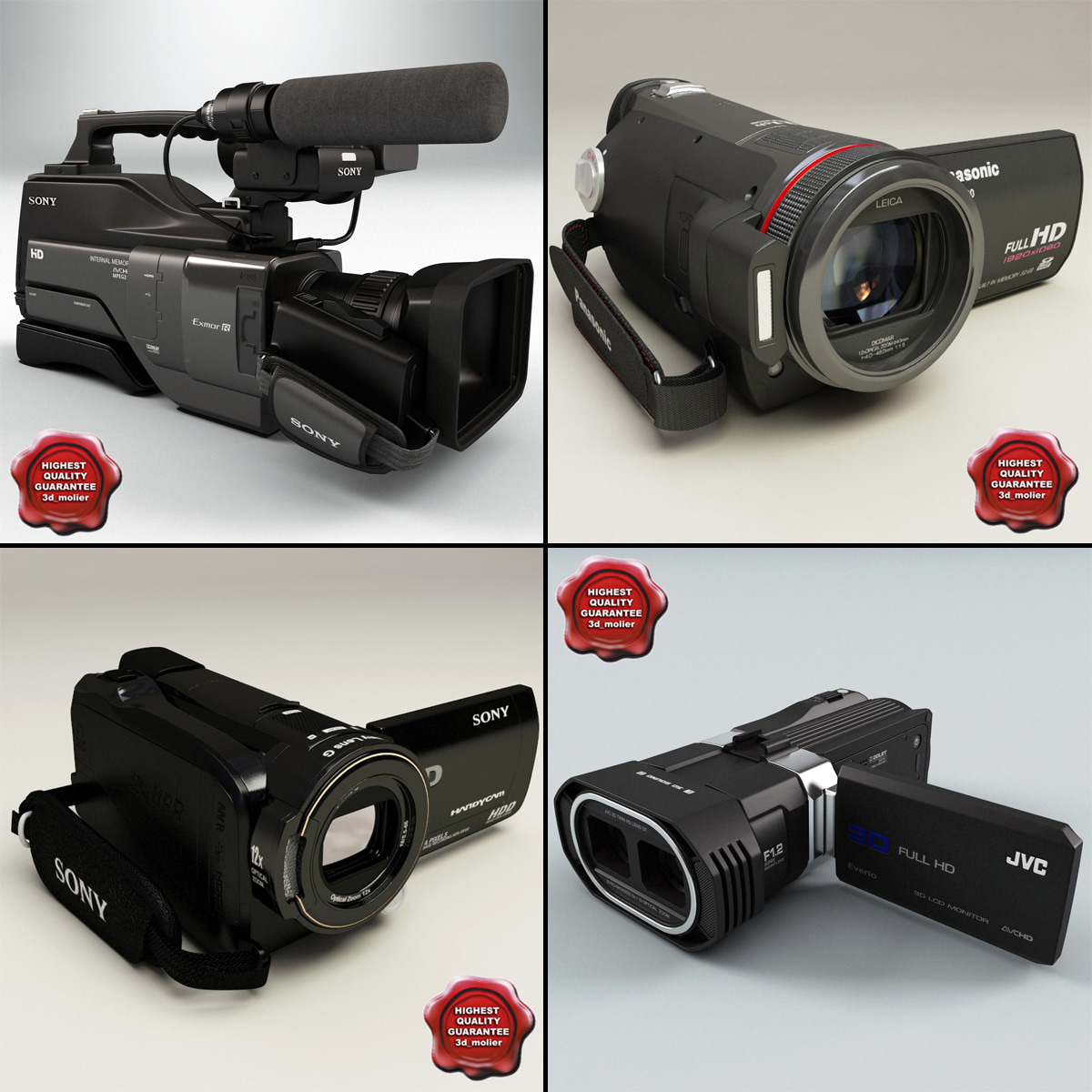 Camcorders Collection V2