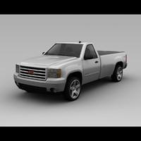 gmc c1500 3D models