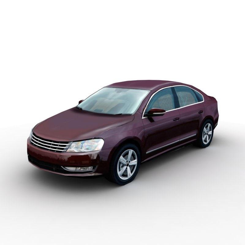 Volkswagen Passat (2012)