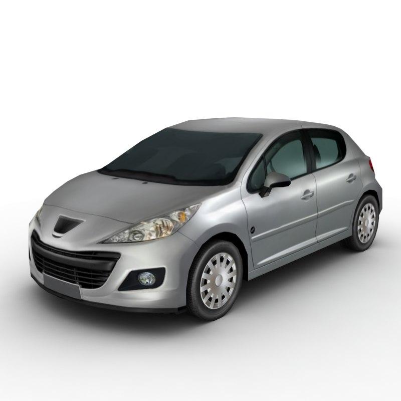 Peugeot 207 (2010)