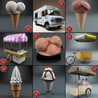 Sundae 3D models