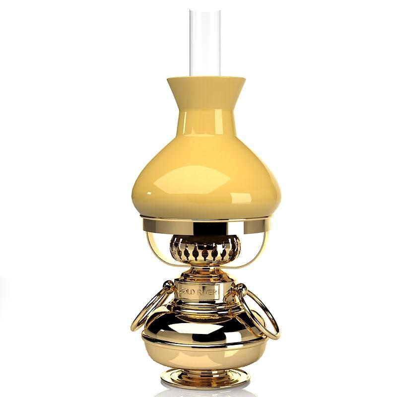 Table Lamp 3d Models 3d Model Caroti Table Old