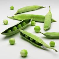 Podded Vegetables 3D models
