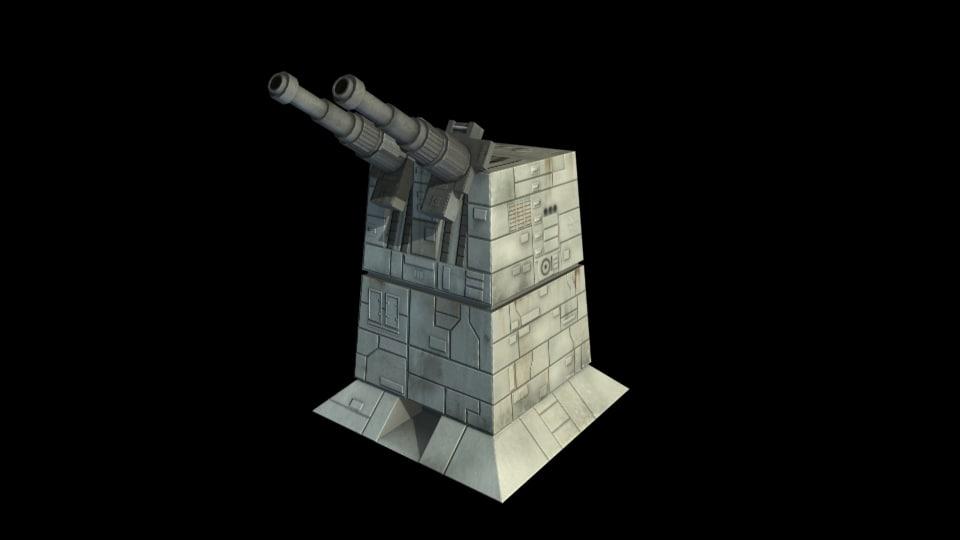 Imperial Turret