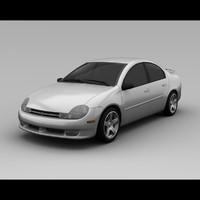 Neon 3D models