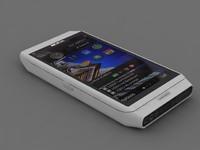 Nokia e7-00 3D models