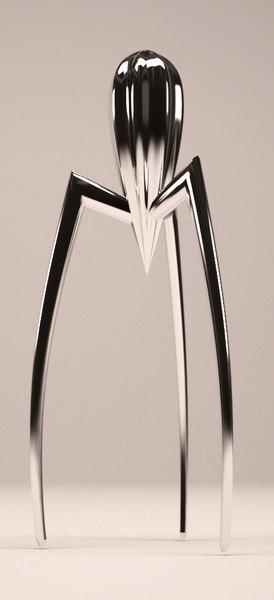 Philippe Starck Salif Juicer for Alessi 3D Models