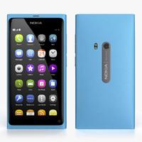 Nokia n9 3D models