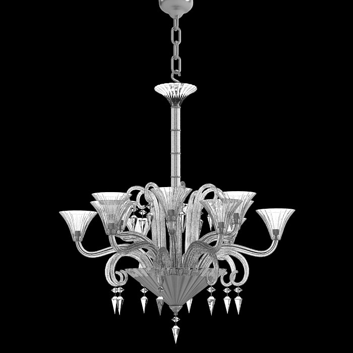 Baccarat crystal glass chandelier modern contemporary mille nuits.jpg