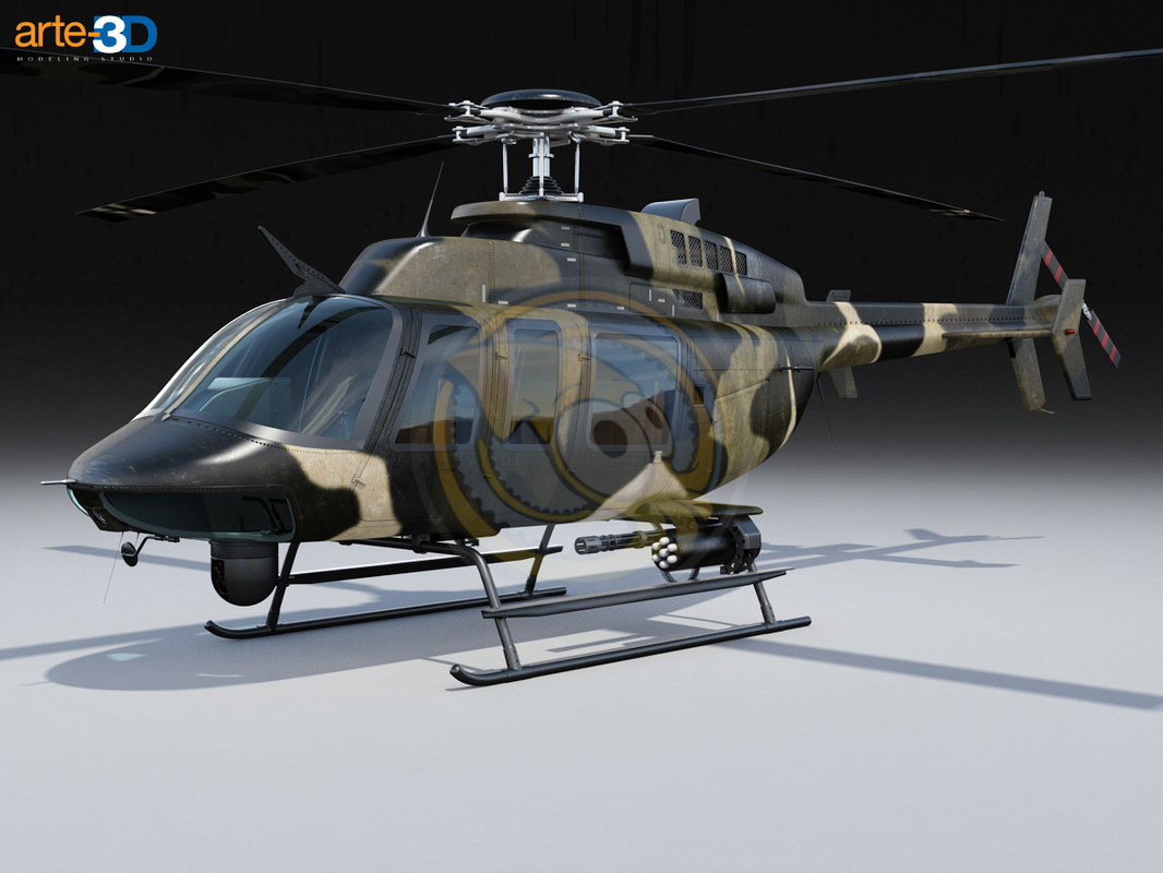 Bell 407 - Military
