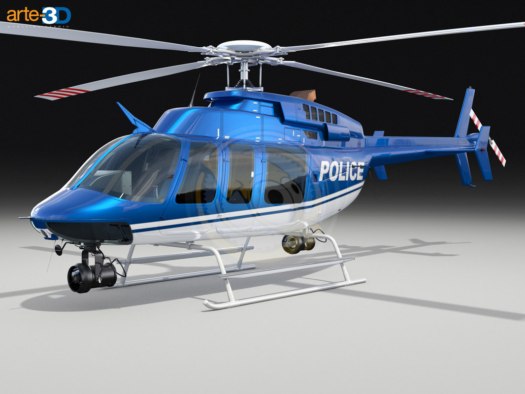 Bell 407 - Police